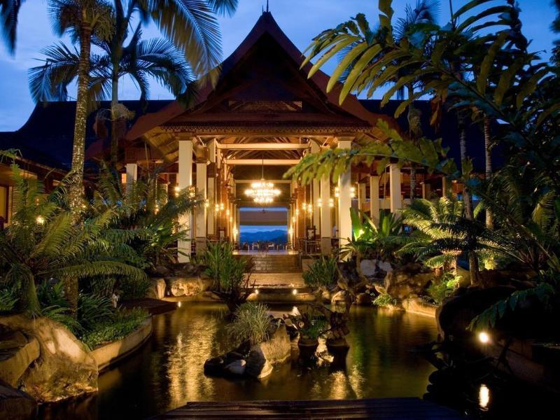 Kuala Berang Malaysia  city pictures gallery : Lake Kenyir Resort Kuala Berang, Malaysia: Agoda.com