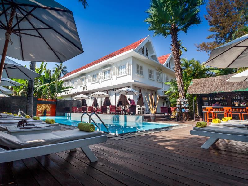 Maison Souvannaphoum Hotel Luang Prabang