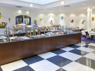 Holiday Inn Berlin City Ctr E Prenzl Allee Berlin - Restaurant