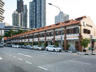 Hotel Clover 33 Jalan Sultan1