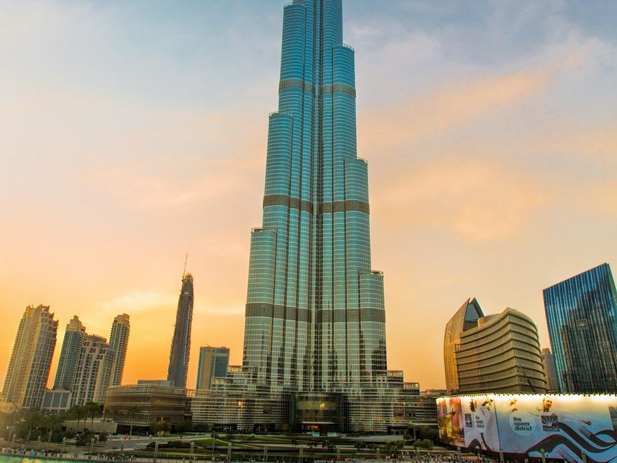 Downtown Al Bahar Apartments – Dubai 3