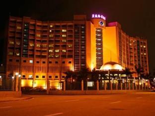 Pousada Marina Infante Hotel Macao - Hotellet från utsidan