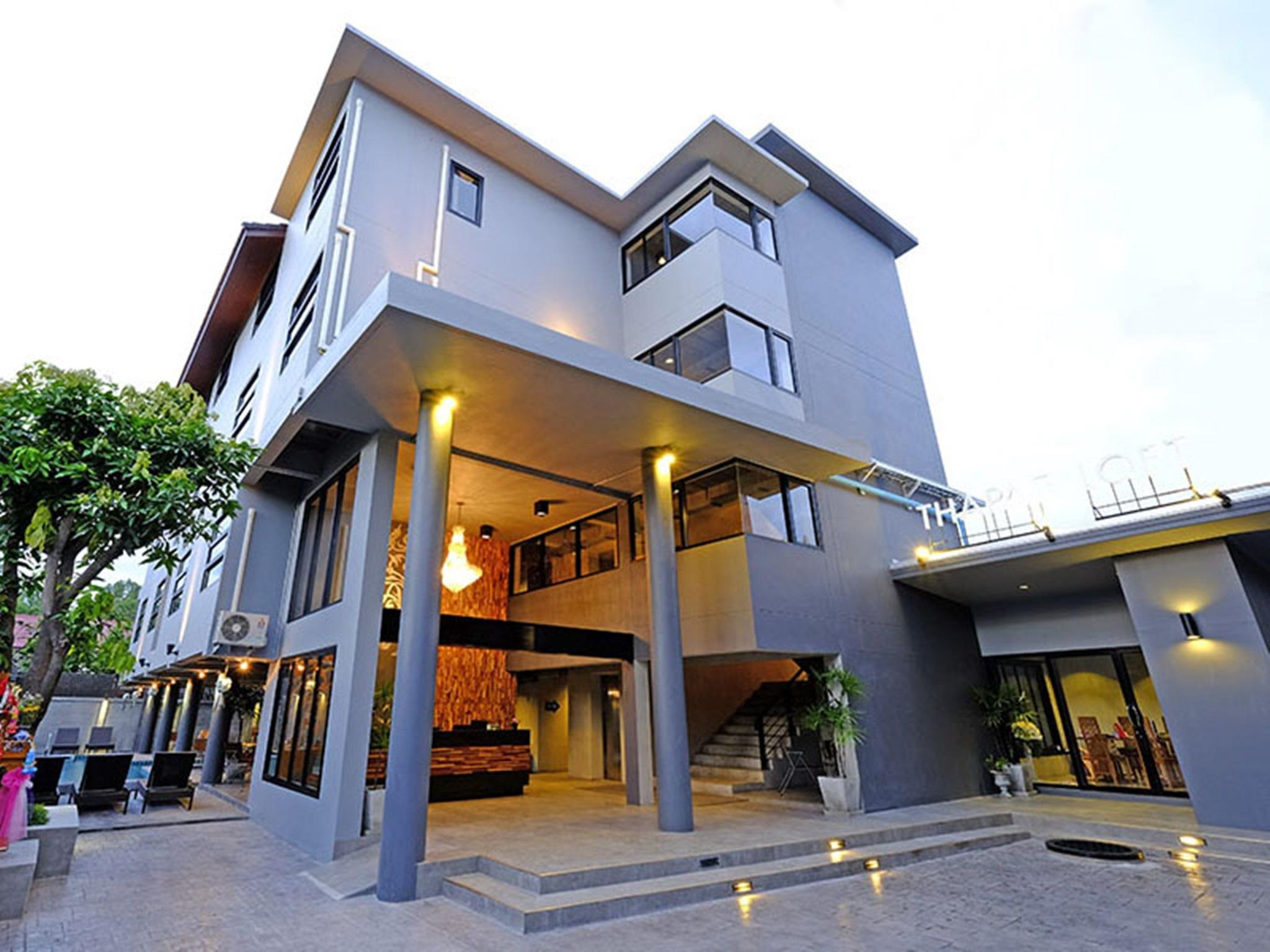 Thapae Loft Hotel,ท่าแพ ลอฟ โฮเทล