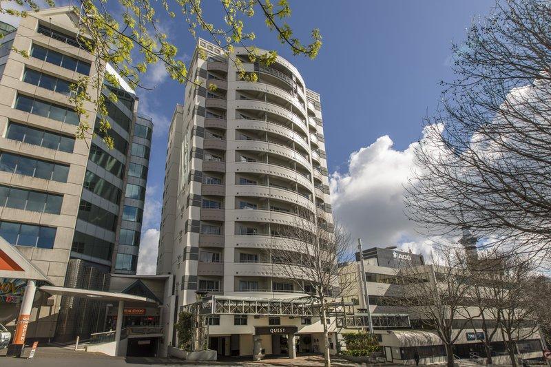 Quest Auckland Serviced Apartments Auckland New Zealand