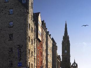 Get Coupons Radisson Blu Hotel Edinburgh City Centre