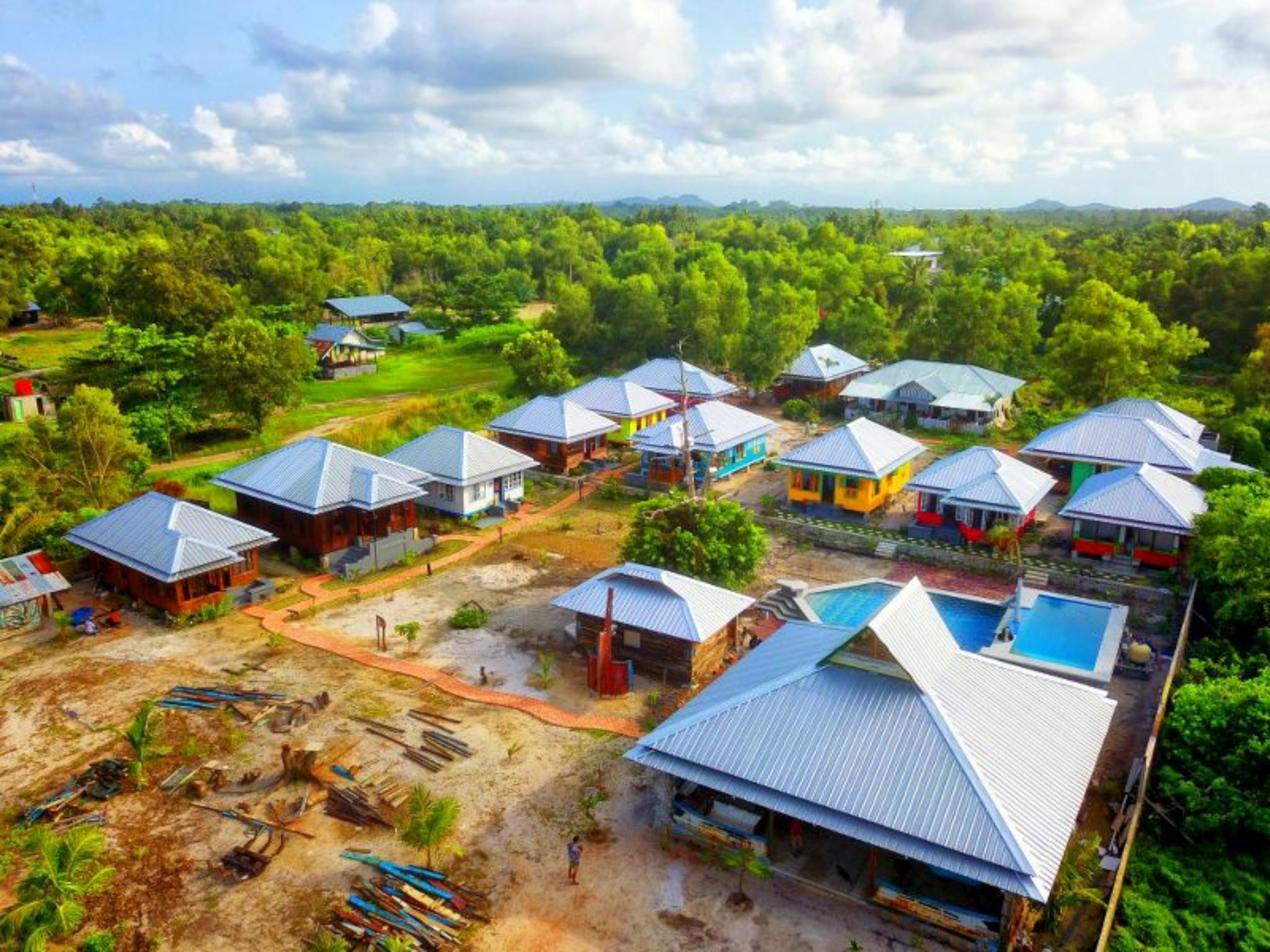 Rock And Wreck Dive Resort Belitung Indonesia
