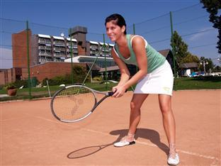 Danubius Health Spa Resort Buk Bukfurdo - Tennis courts