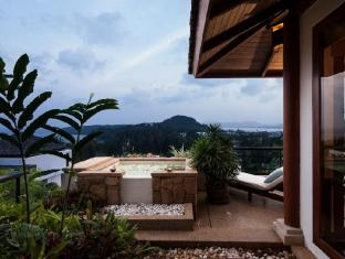 Ayara Hilltops Boutique Resort & Spa Phūketa - Karstais baseins (Hot tub)