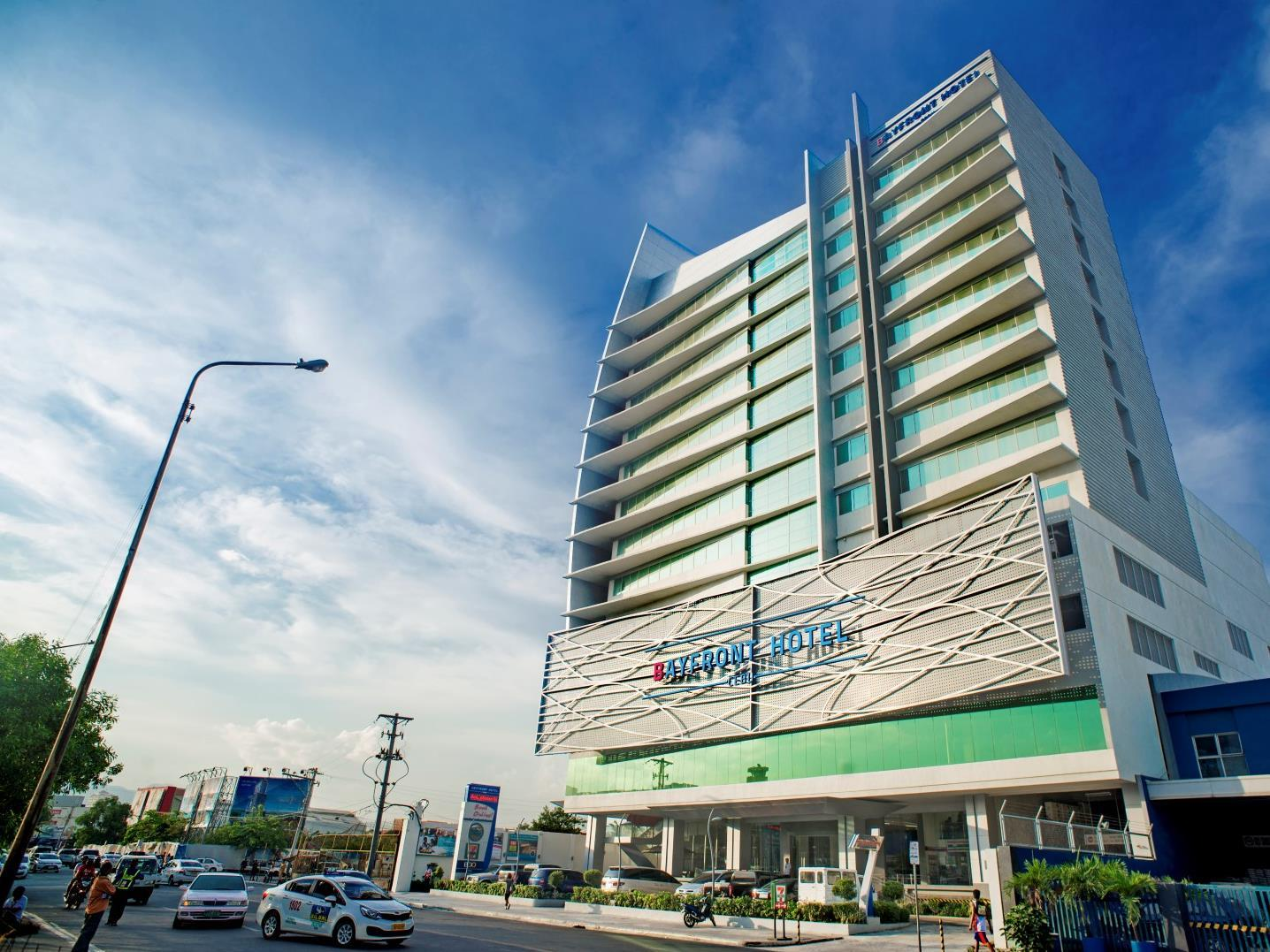Bayfront Hotel Cebu Cebu City Cebu Philippines Great Discounted Rates