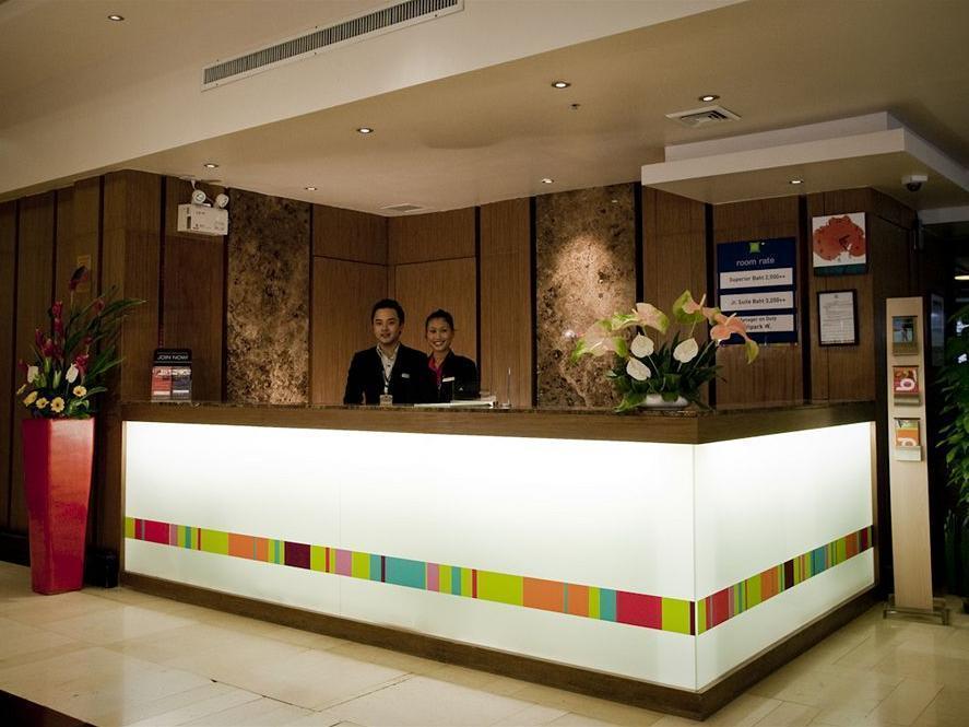 โรงแรม เดอะ ซีซันส์ กรุงเทพ หัวหมาก