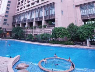 Mexan Harbour Hotel Hong Kong - Swimming Pool