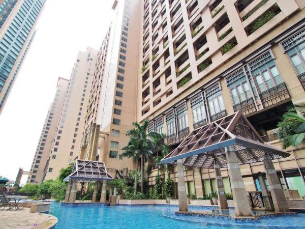 香港盛逸酒店 香港旅游 第1张