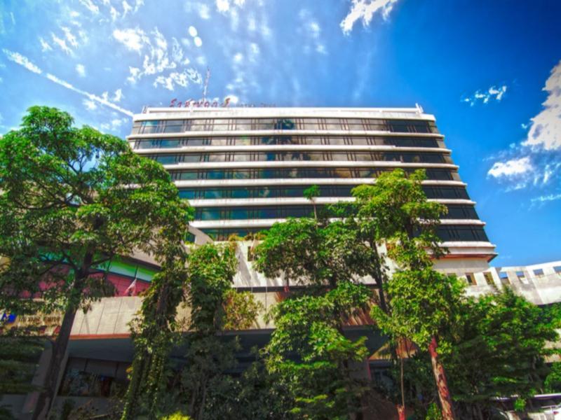 ラーチャプルック グランド ホテル8