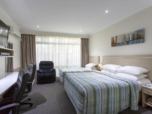 Best Western Aspen Motor Inn & Apartments hotel accepts paypal in Gippsland Region