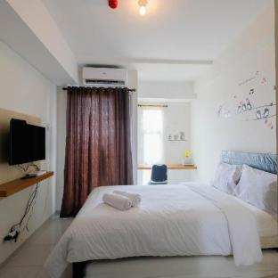 Cozy Studio Apt at Akasa Pure Living By Travelio