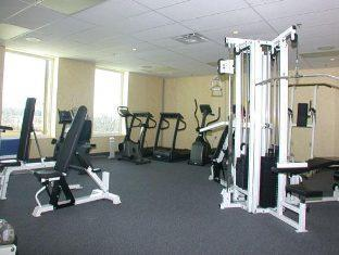 Oak Island Resort And Spa Western Shore (NS) - Fitness Room
