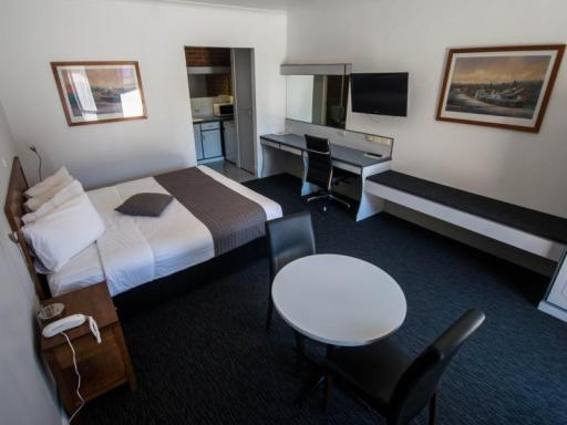 Albury Paddlesteamer Motel hotel accepts paypal in Albury