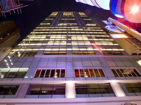 香港隆堡兰桂坊酒店 香港旅游 第1张