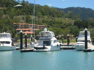 Shingley Beach Resort Whitsunday Islands - Utsikt