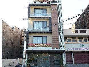 Hotel BS Residency Амритсар