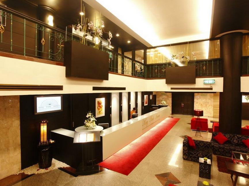 โรงแรม คิงปาร์ค อเวนิว