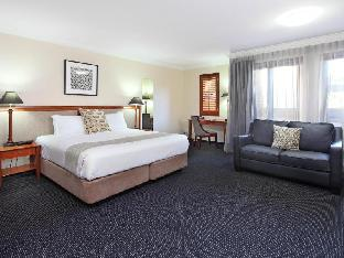 Hotell Brisbane International Windsor Hotel  i Brisbane, Australien