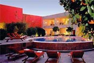 Camino Real Hotel Mexico City