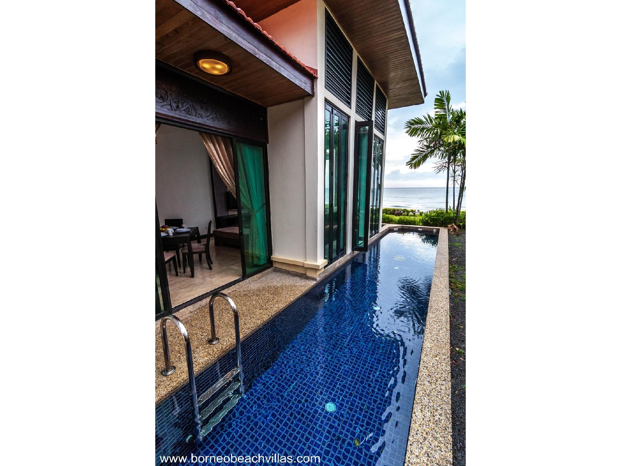 Borneo Beach Villas7