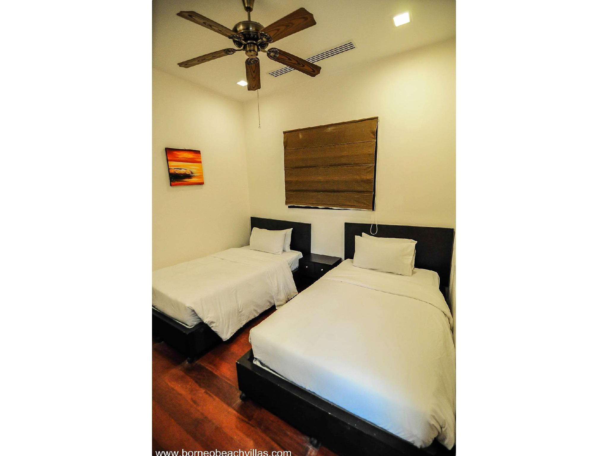 Borneo Beach Villas36