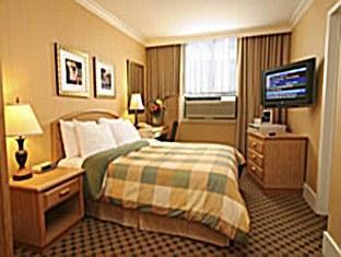 Days Inn - Vancouver Downtown Vancouver (BC) - Queen Room