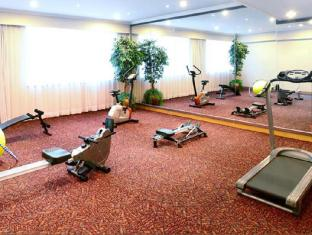 Golden Crown China Hotel Makaó - Fitneszterem