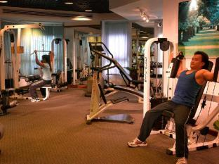 Grand Diamond Suites Hotel Bangkok - Ruangan Fitness