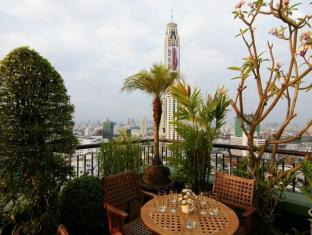 Grand Diamond Suites Hotel Bangkok - Balkon/Teras