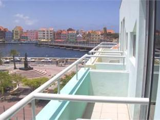 Curacao Howard Johnson Plaza Hotel Curacao - Balcón/Terraza