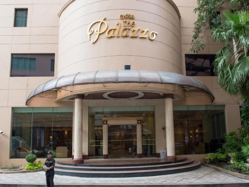 THE PALAZZO HOTEL, BANGKOK*