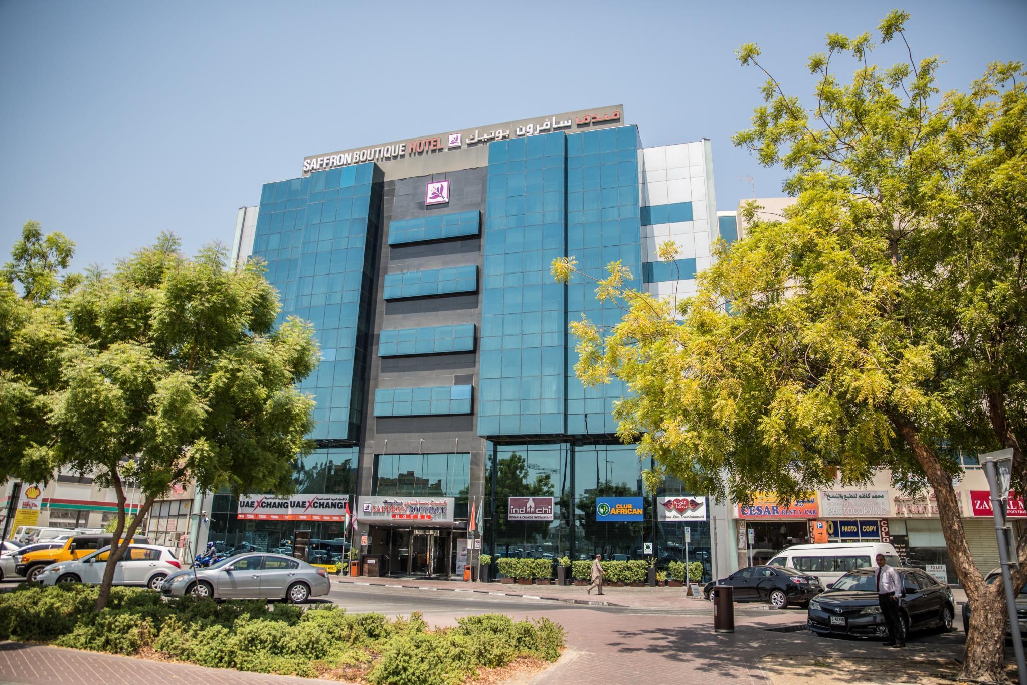 Saffron Boutique Hotel – Dubai 3