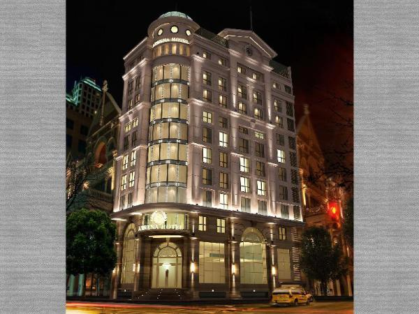 Athena Hotel Ho Chi Minh City