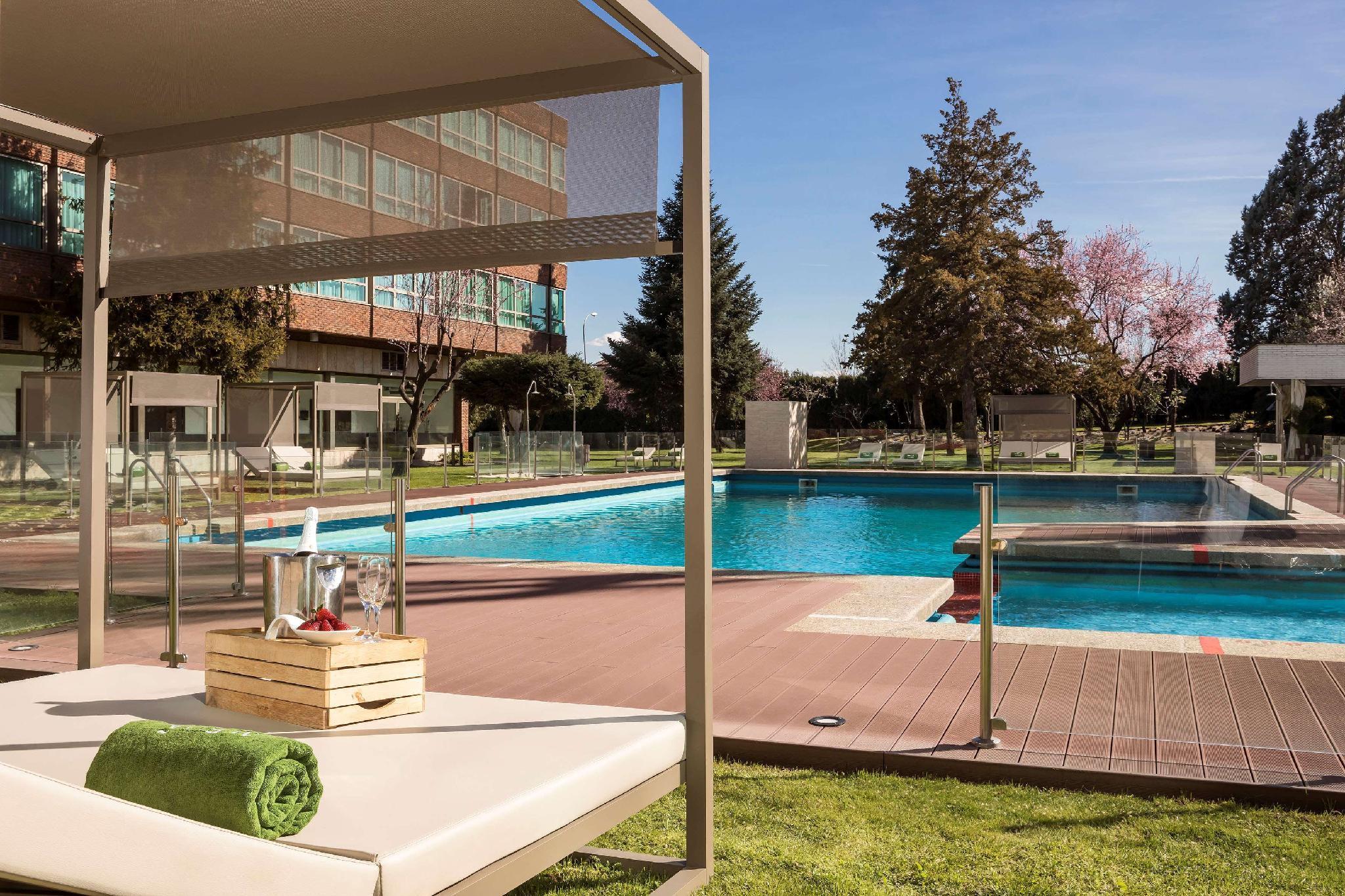 Melia Barajas – Madrid 1