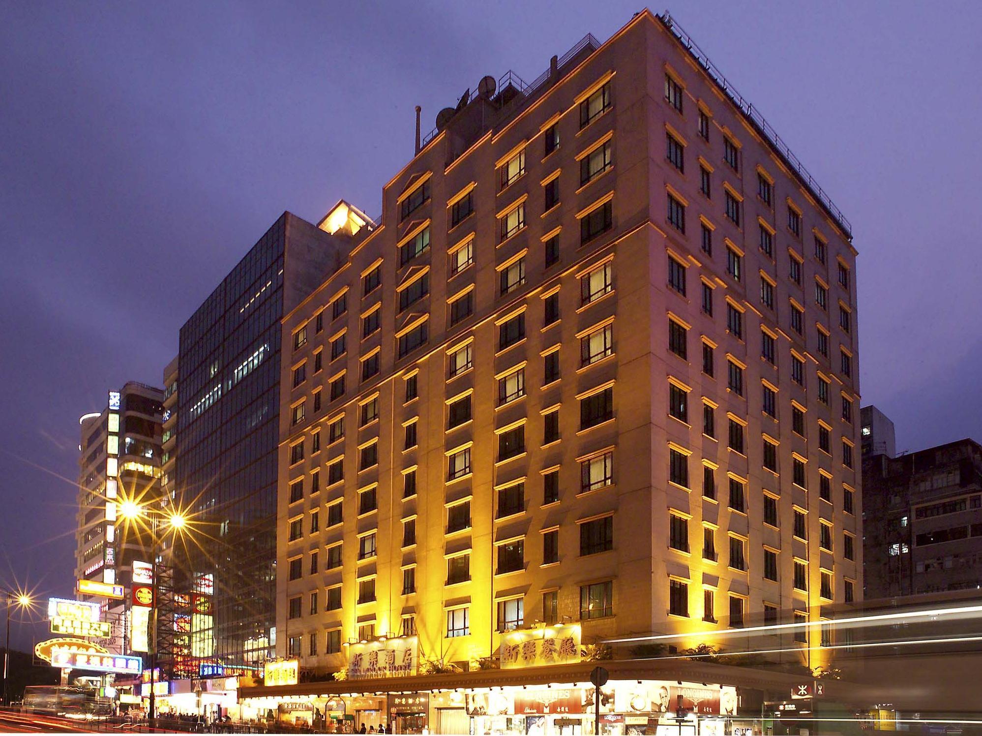 Shamrock hotel hong kong pictures