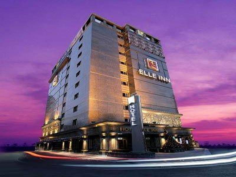 South Korea-엘르 인 호텔 (Elle Inn Hotel)