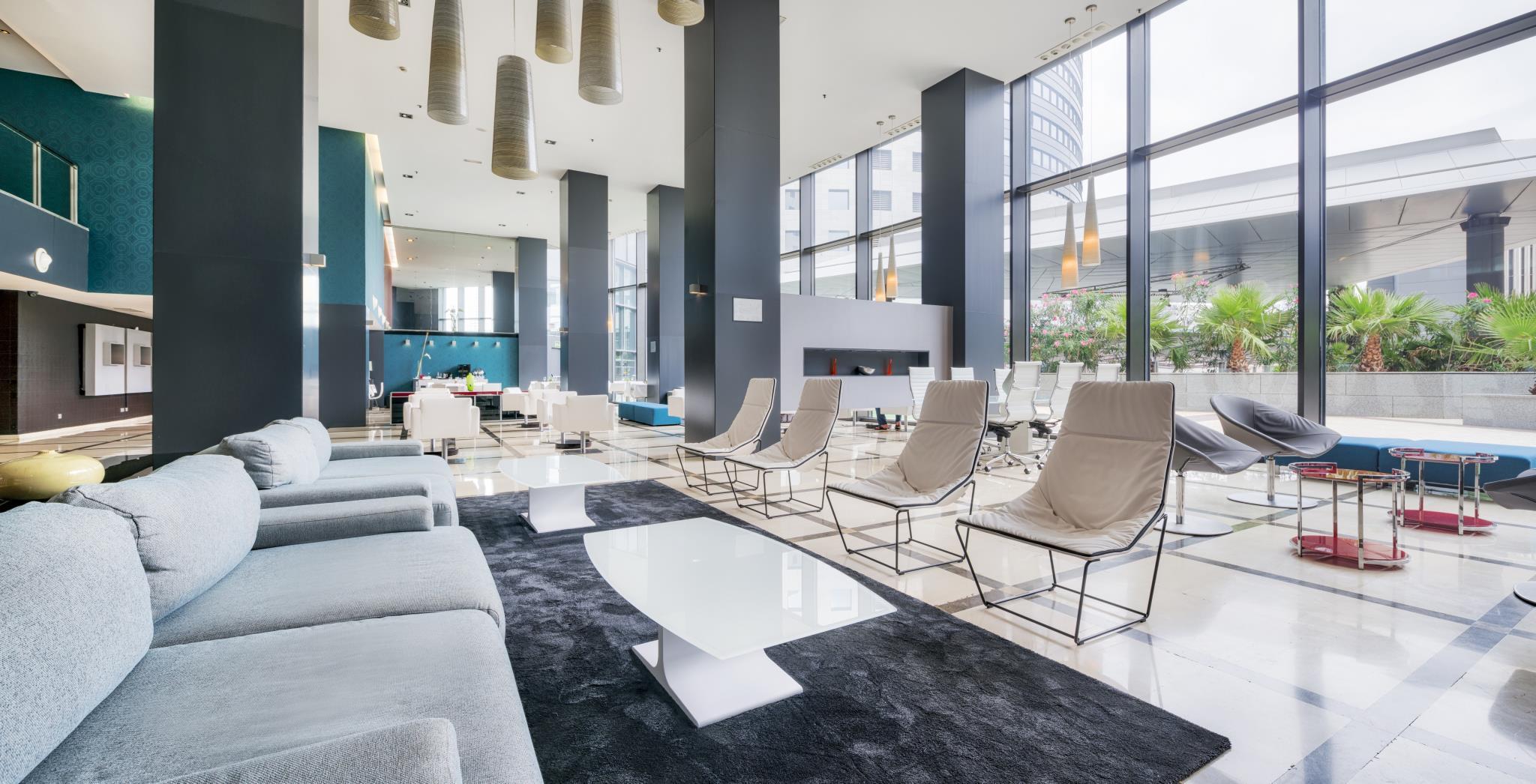 Ilunion Aqua 4 Hotel – Valencia 5