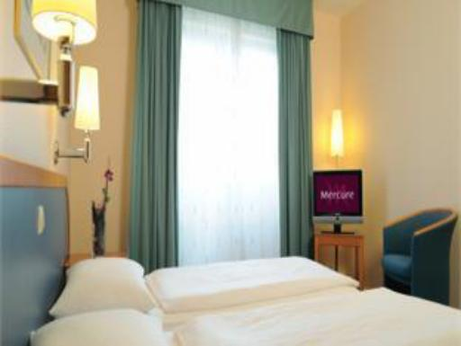 Mercure Hotel Wings Frankfurt Airport hotel accepts paypal in Raunheim