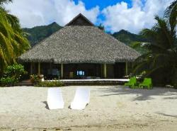 Enjoy Villa Pool and Beach Moorea Island