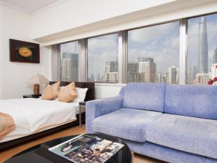Aquaspace Shanghai Serviced Apartment-Tomson Center