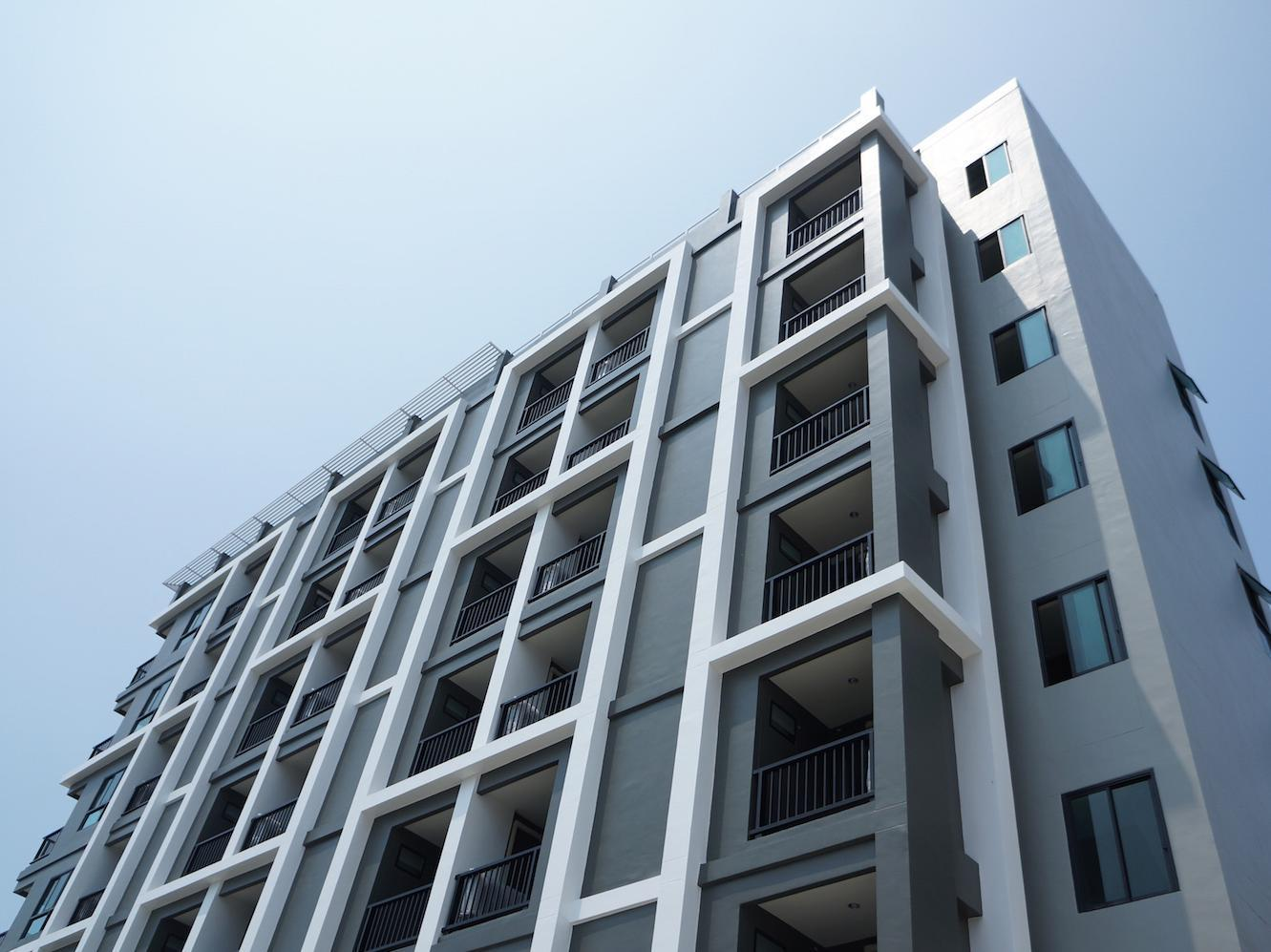 In Clover Apartment Bangsaen,อิน โคลเวอร์ บางแสน