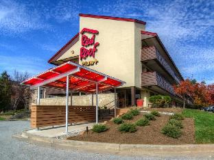 Red Roof Inn Hotel in ➦ Linthicum (MD) ➦ accepts PayPal