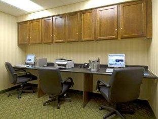Homewood Suites by Hilton Tampa Hotel Tampa (FL) - Business Center