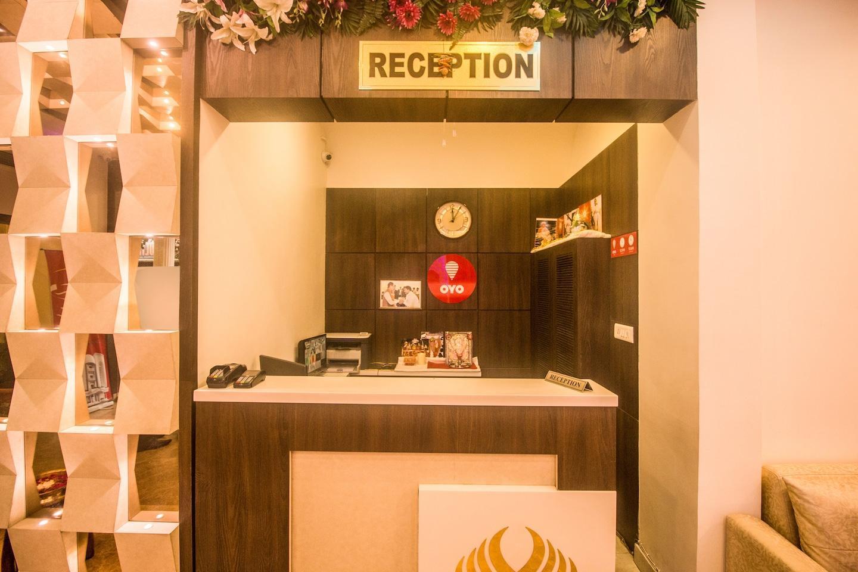 Capital O 5764 A Park Hotel Gwalior India