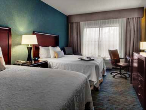 Hampton Inn & Suites Agoura Hills Hotel hotel accepts paypal in Agoura Hills (CA)