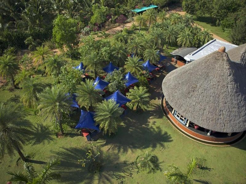 The Dune Eco Beach Village & Spa - Pondicherry